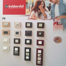 Gold Medal Modular Electrical Switch