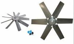 6 Blades Aluminum Impeller Dia 800 MM