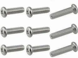 Stainless Steel 1.6 mm Screws