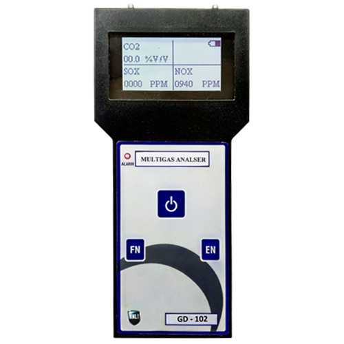 Portable Gas Detectors and Analysers - Explosive Gas Leak Detector