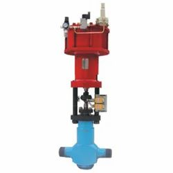 Pneumatic Main Steam Trap Control Valve