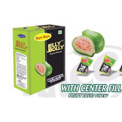 Guava Flavoured Jelly