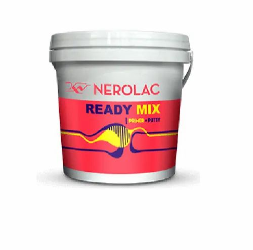 Wall Coating Nerolac Ready Mix Cum Primer Wall Putty, for Interior