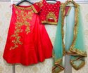 Designer Blouse Ladies Lehenga