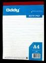Oddy Pusta Stapled Writing Paper Pads - 60 GSM