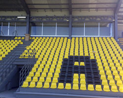Plastic Stadium Seats