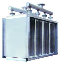 Heat Ex-changer For Salt Dryer