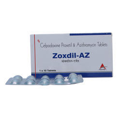Cefpodoxime Proxetil & Azithromycin Tablets