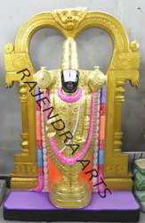 Tripati Balaji Statues