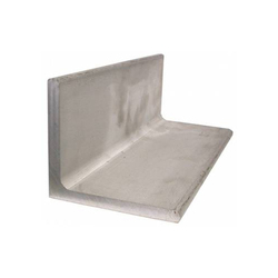 304 Stainless Steel Equal Angle, Size: 25 to 250 mm