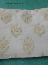 Dyeble Silk Brocade