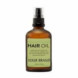 Third party manufacturing Hair Oil Manufacturing Company