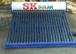 Rooftop Solar Water