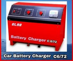 C 6/72 Elak Multi Battery Charger