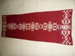 Fine Merino Wool Lace Shawl