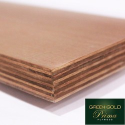 Brown Green Gold Prima Plywood