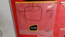 PVC Slider Zipper Bag.