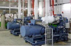 Ammonia Milk Refrigeration Plants