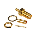 RF Connectors Gold Plating Service