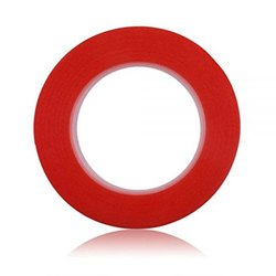 Dolphin Red Tacky Tape 12 mm x 25 m
