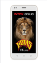 Intex Aqua Lions T1 Lite Mobile Phone, Screen Size: 5 Inches