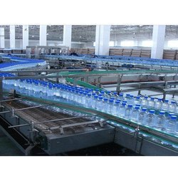 Natural Water Bottling Plant