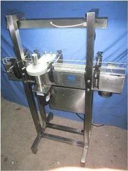 Slat Chain Conveyor With Separator