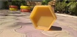 PVC Hexagon Mould