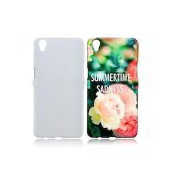 buy popular a5e82 019bc White Vivo Y55L Back Cover, Rs 25 /piece, Joy Sublimation | ID ...