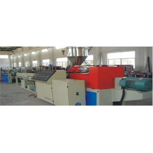 Prasad Plast Engineers UPVC Pipe Printing Unit, Pipe Printing Machine, Capacity: 120 Meter Per Minute
