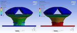 Drop Test Analysis (FEA), for Industrial