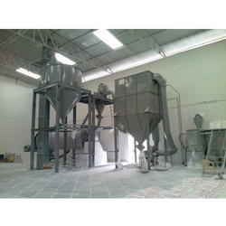Calcium Carbonate Micronizing Plant Air Classification Plant