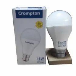 Crompton Round 18 W LED Bulb