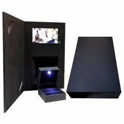 Compact Video Big Book Ring Box