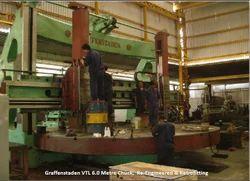 Graffenstaden VTL 6 Metre Chuck Retrofitting Service