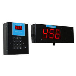 Wall Mounted Token Display System