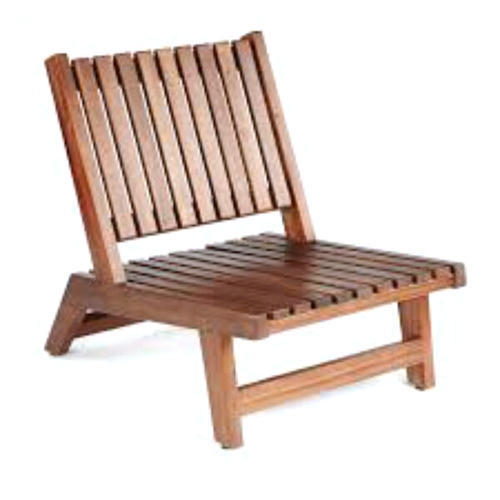 Modern Wooden Beach Chair