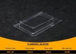 Clamshell Blister Packaging Tray