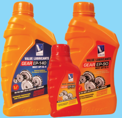 Gear Oil Value EP-90, 140, 80W90 85W140