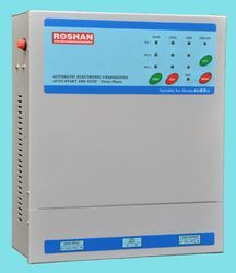 Roshan 60 amps Auto Start and Stop Changeover, Model No.: RCT-60EUS