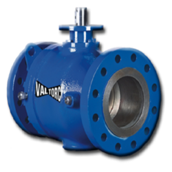 Valtorc Two Piece Trunnion Mounted Ball Valve (Series 300)