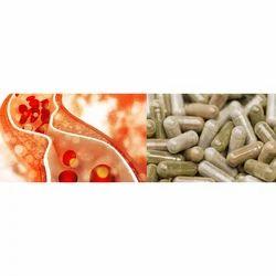 500 Mg Cholesterol Care Capsule, Packaging Size: 60 Capsule, Packaging Type: Bottle Pack
