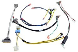 Electric Wiring Harness, Packaging Type: Packet, Shape: Wire