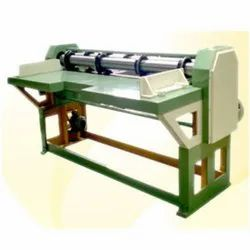 Four  Bar Rotary Slittering & Creasing Machine