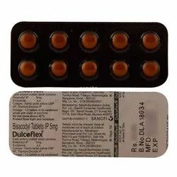 Dulcoflex 5 mg Tablet