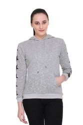 Fashionable Hooded Sweatshirt for Women