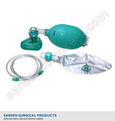 Hospital Ambu Bag Adult