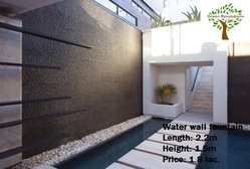 Water Wall Fountain