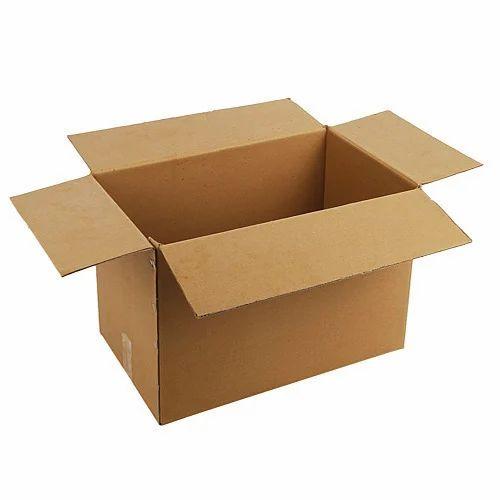 brown duplex packaging box for packaging rs 45 kilogram id
