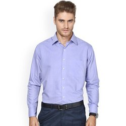 Formal Wear Cotton Full Sleeves Mens Formal Shirts